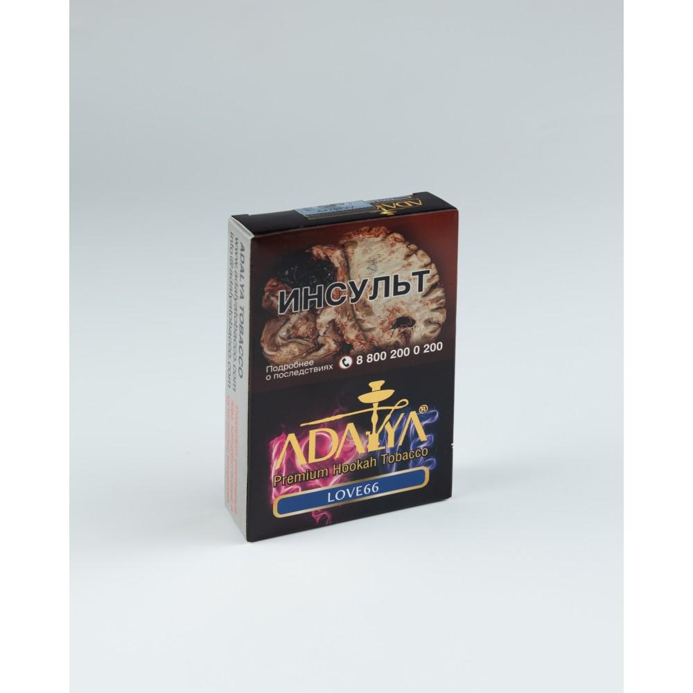 Табак для кальяна Adalya - Love66 (Любовь66)