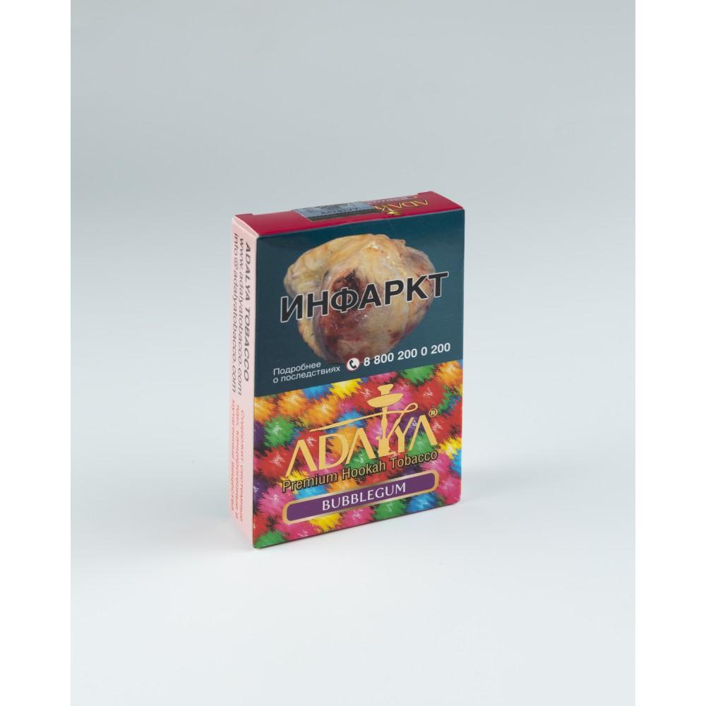 Табак для кальяна Adalya - Bubble Gum (Сладкая жевательная резинка)