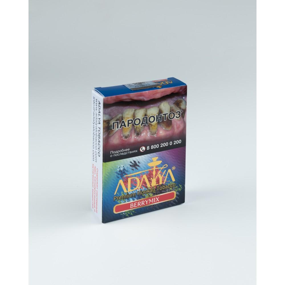 Табак для кальяна Adalya - Berry Mix (Ягодный Микс)