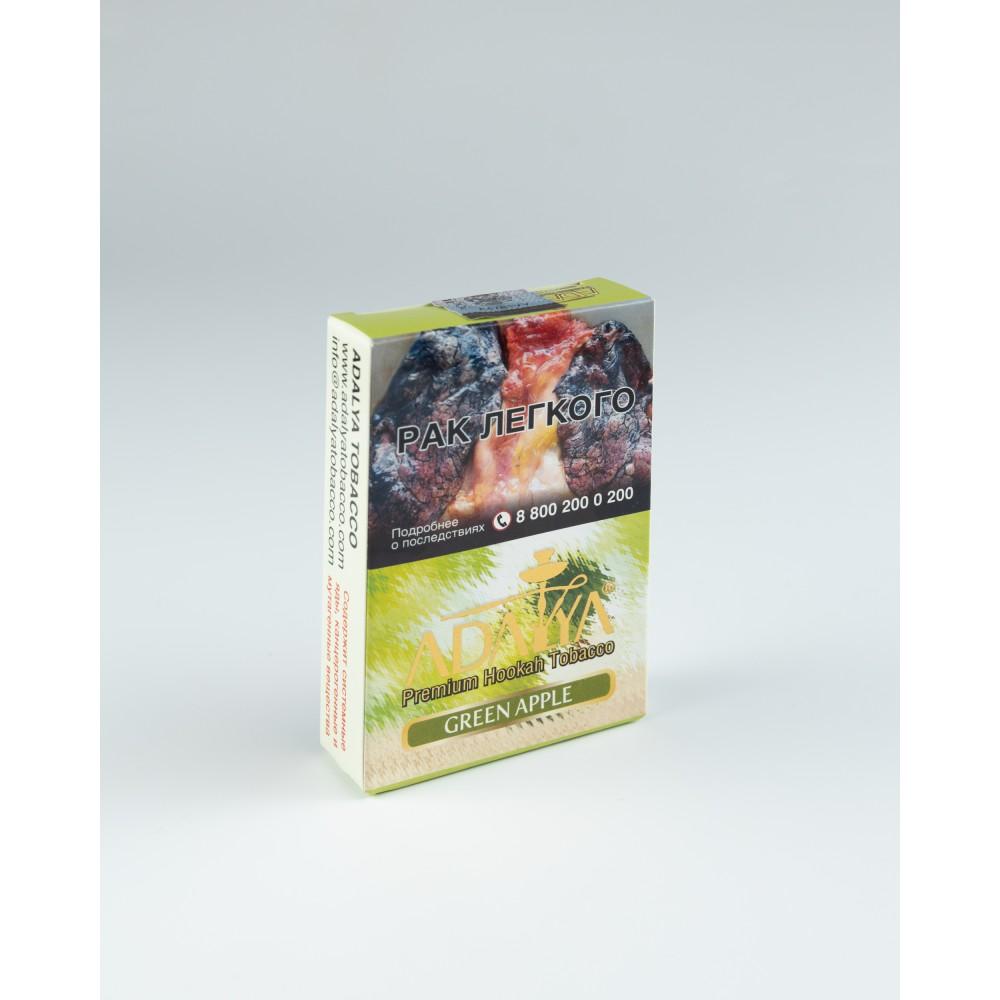 Табак для кальяна Adalya - Green Apple (Зеленое яблоко)