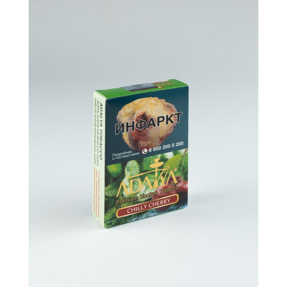 Табак для кальяна Adalya - Chilly Cherry (Чили-Черри)