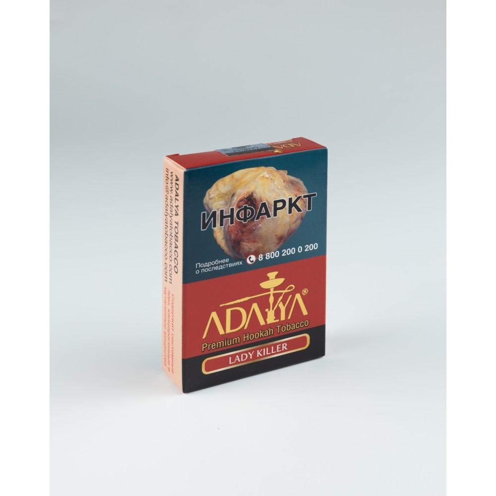 Табак для кальяна Adalya - Lady Killer (Леди Киллер)
