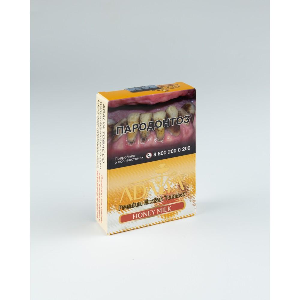Табак для кальяна Adalya - Milk Honey (Молоко и Мёд)
