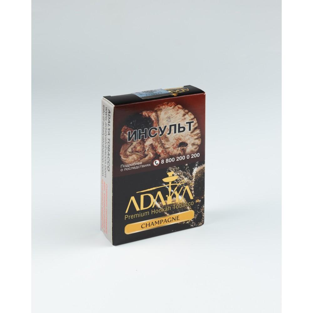 Табак для кальяна Adalya - Champagne (Шампанское)