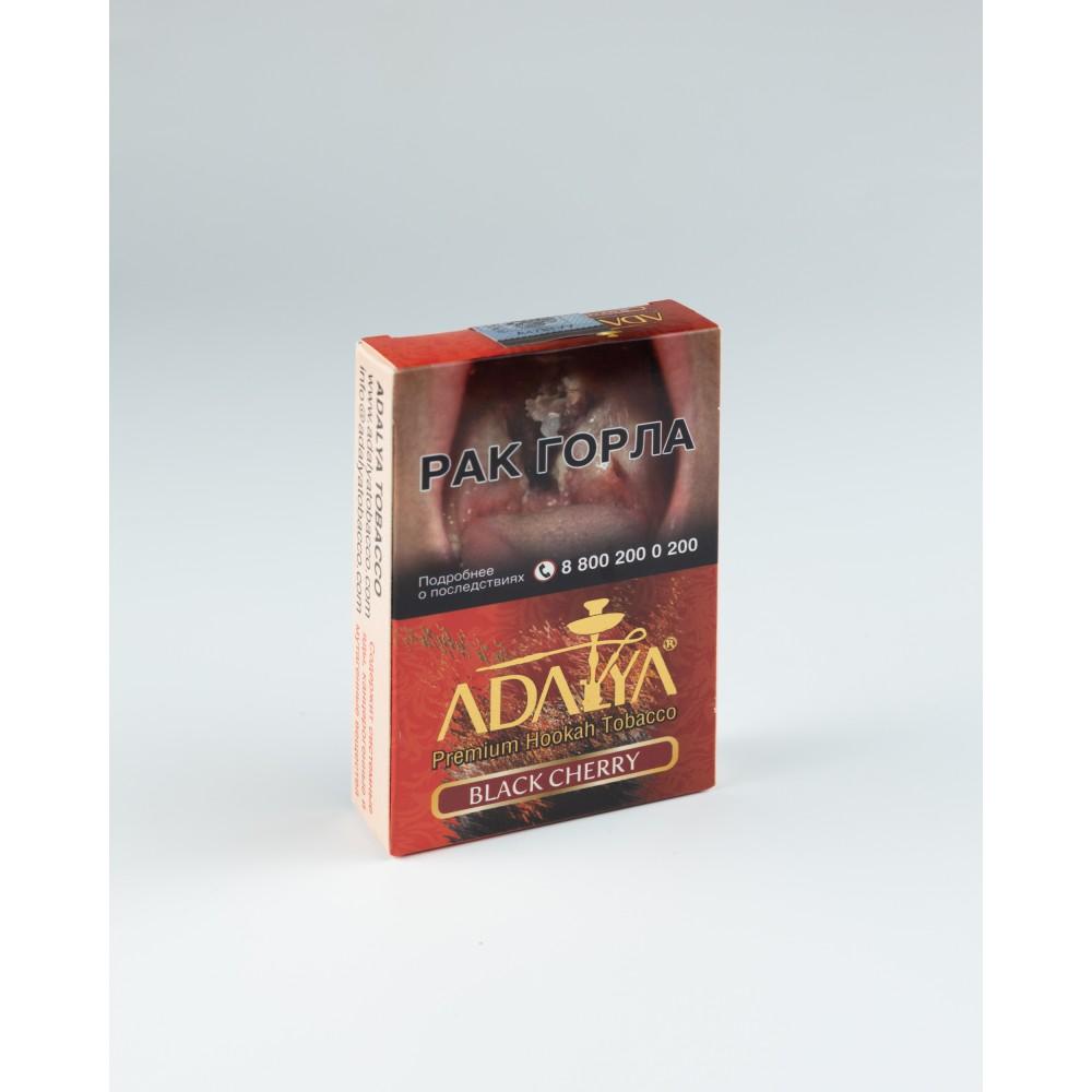 Табак для кальяна Adalya - Black Cherry (Вишня-Кола)
