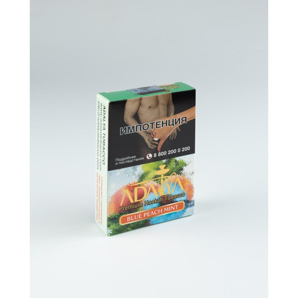 Табак для кальяна Adalya - Blue Peach Mint (Синий персик с мятой)