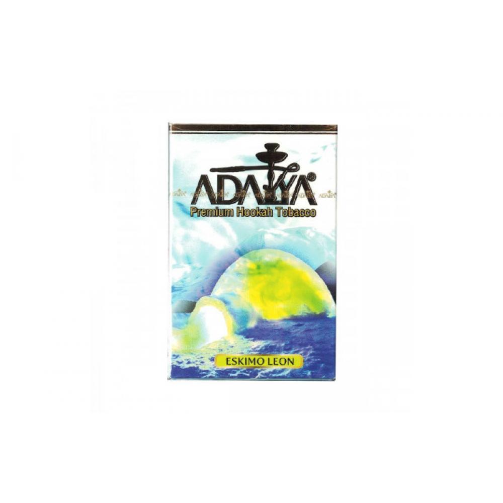 Табак для кальяна Adalya - Eskimo Leon (Лимонное мороженое)