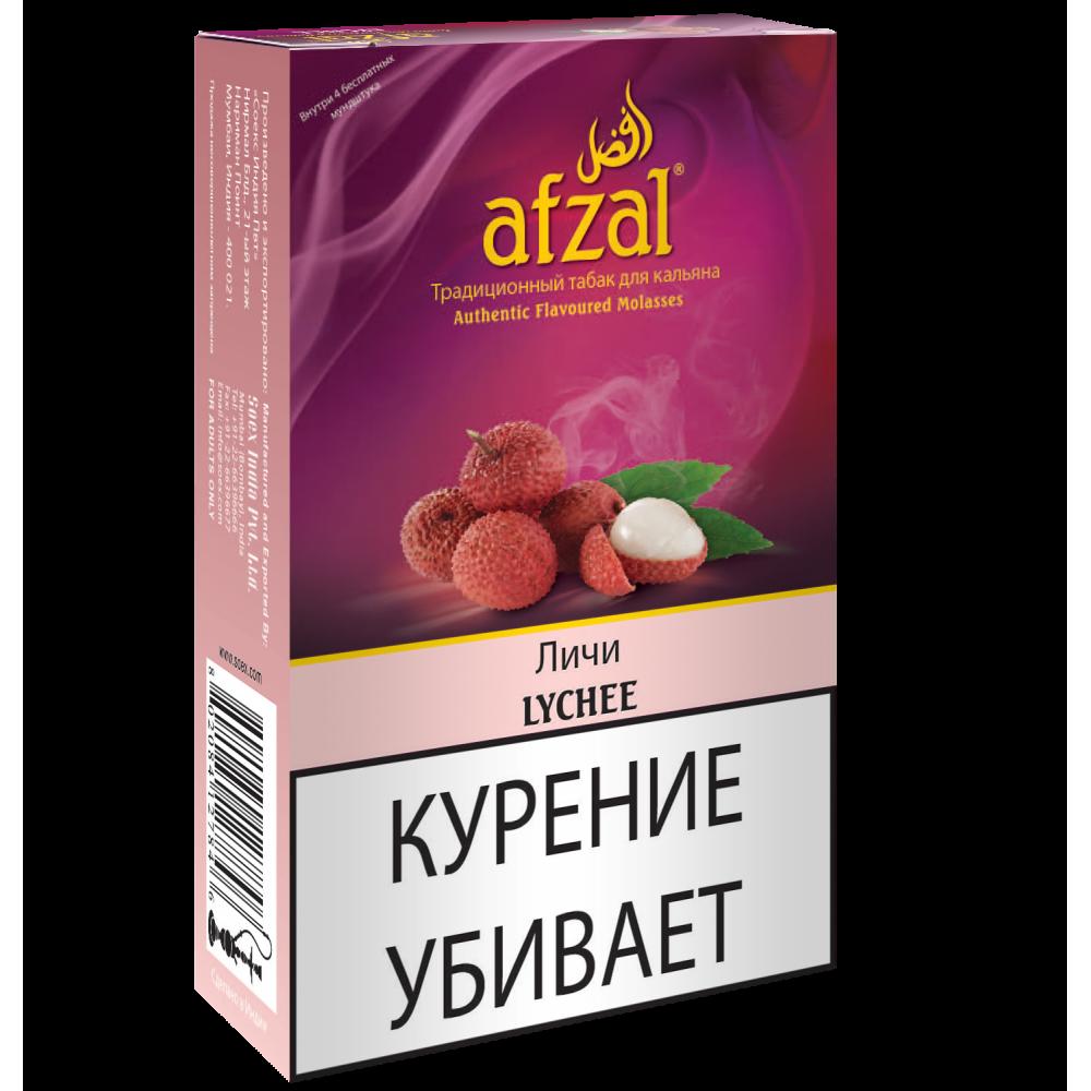 Табак для кальяна Afzal - Личи (Lychee)