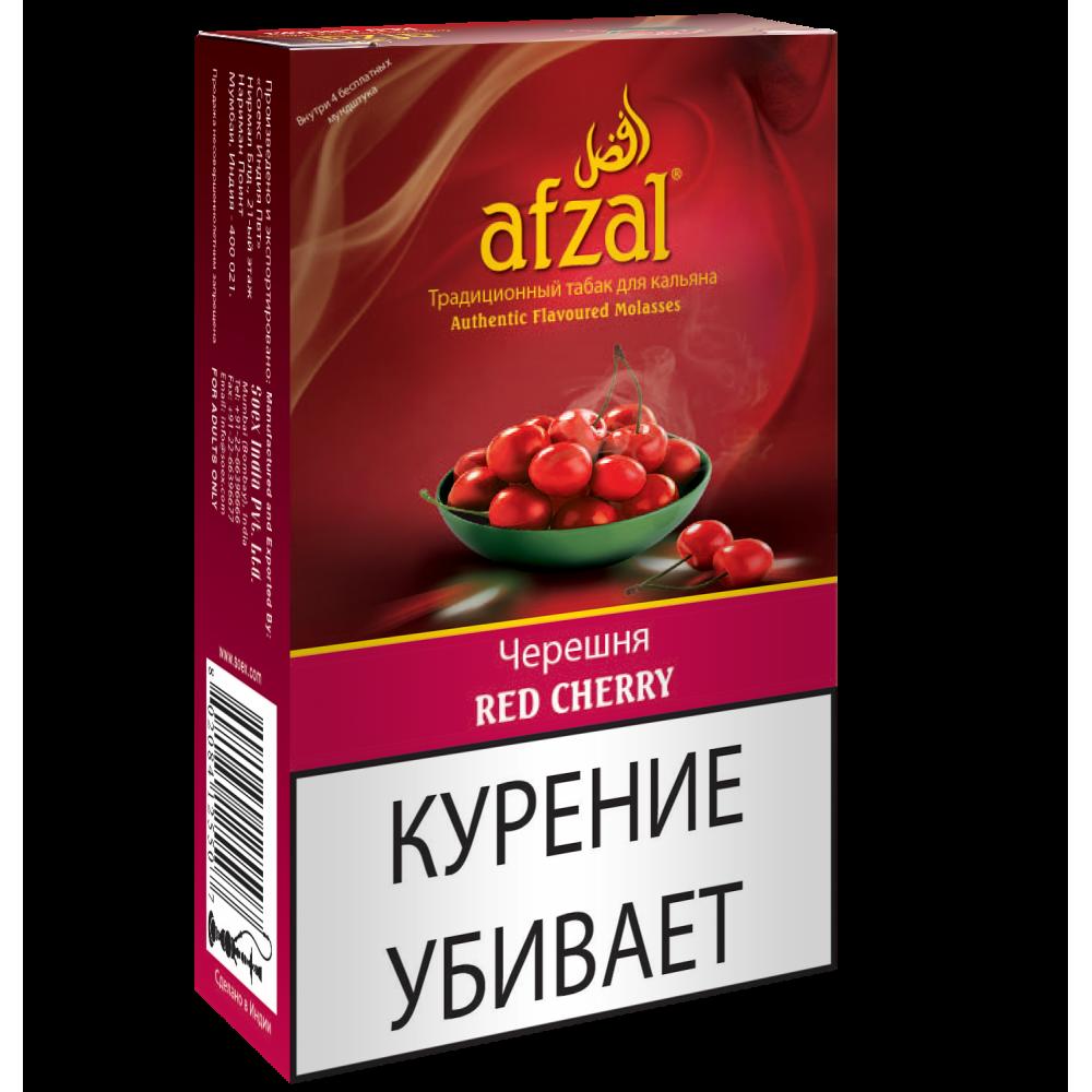 Табак для кальяна Afzal - Черешня (Red Cherry)