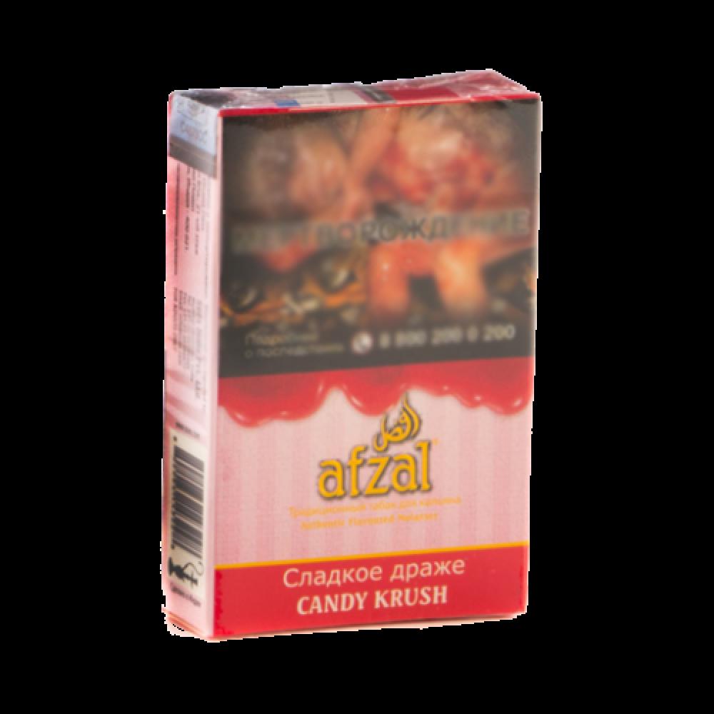 Табак для кальяна Afzal - Кэнди краш (Candy krush)