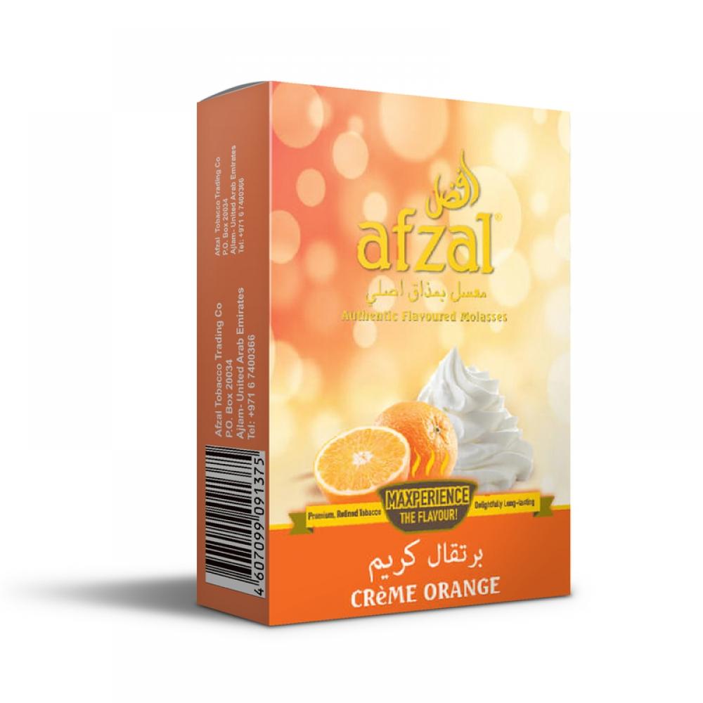 Табак для кальяна Afzal - Апельсин со сливками (Creme Orange)