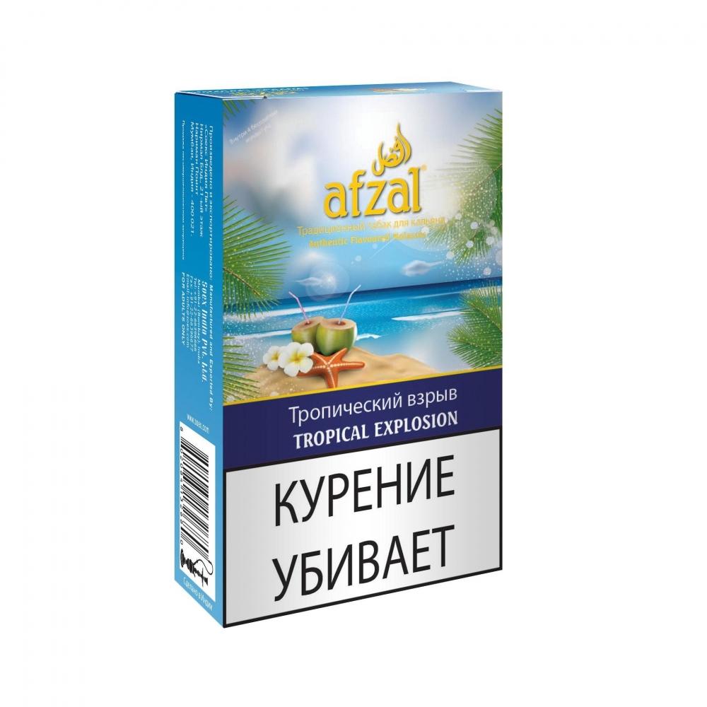 Табак для кальяна Afzal - Тропический Взрыв (Tropical Explosion)