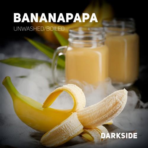 Табак для кальяна Dark Side Core - Bananapapa (Банан)