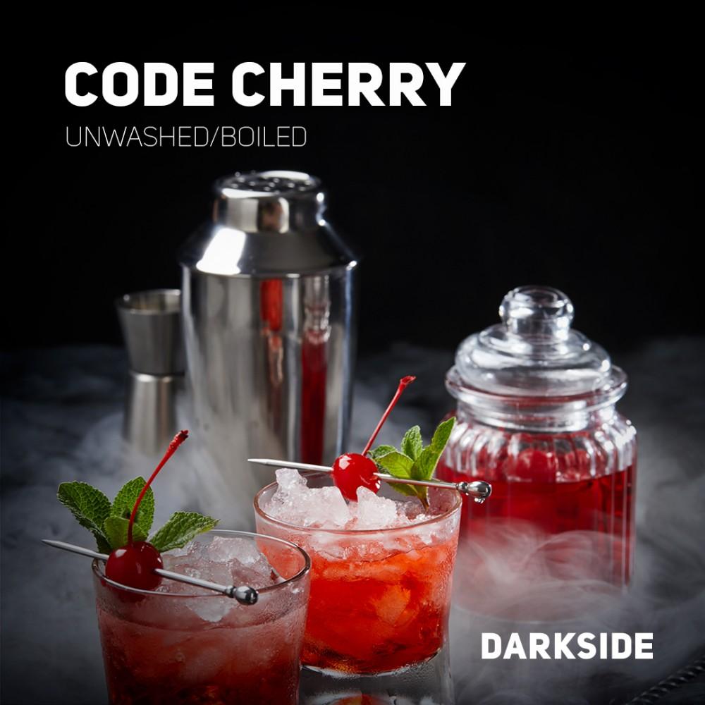 Табак для кальяна Dark Side Core - Code Cherry (Вишневый код)
