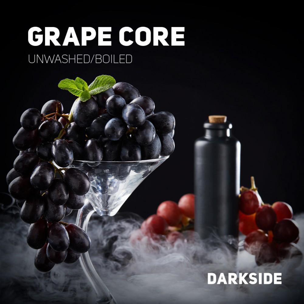 Табак для кальяна Dark Side Core - Grape Core (Виноград)