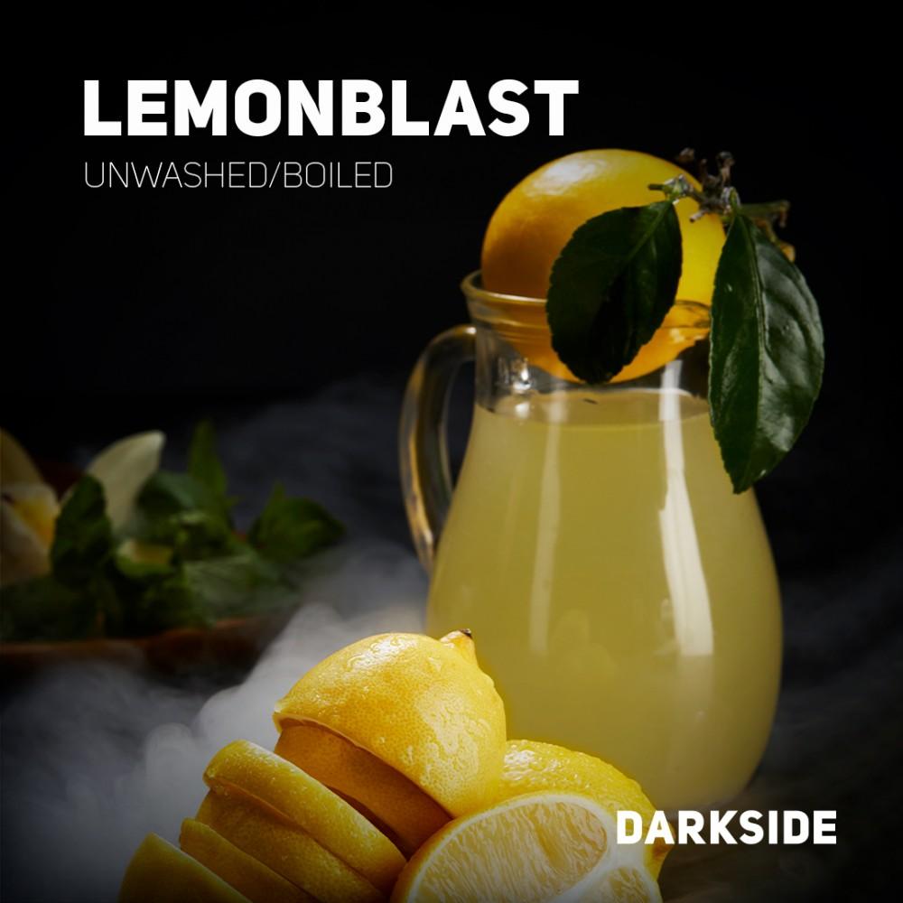 Табак для кальяна Dark Side Core - Lemonblast (Лимон)