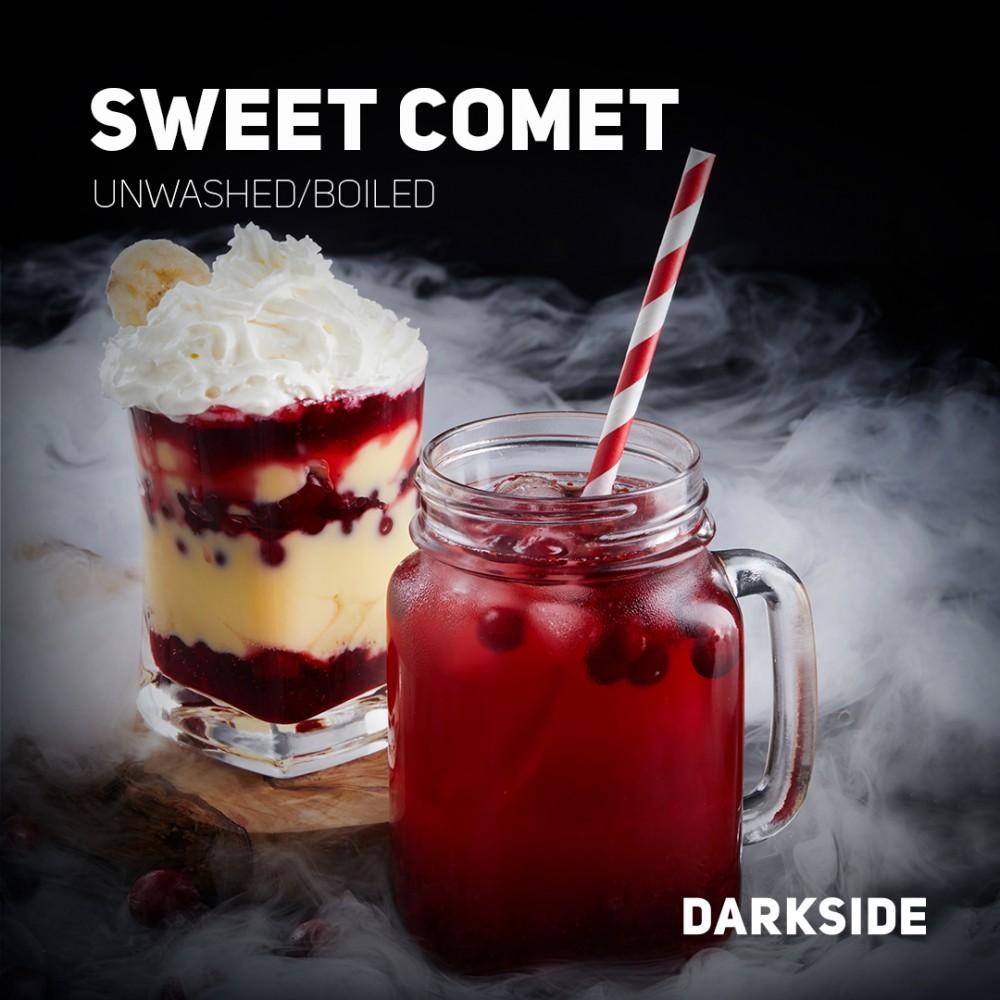 Табак для кальяна Dark Side Core - Sweet Comet (Клюква + Банан)