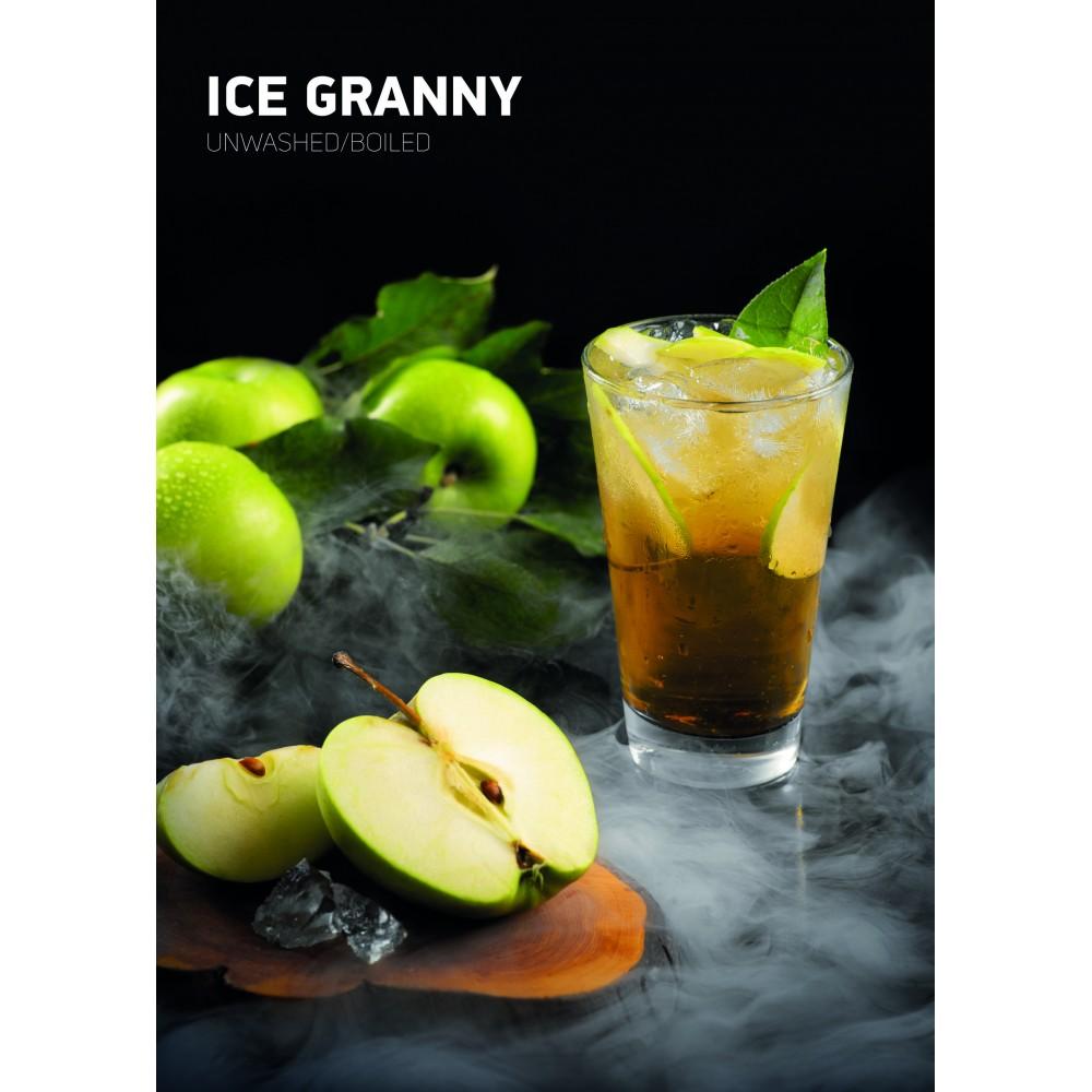 Табак для кальяна Dark Side Rare - Ice Granny (Ледяное яблоко)