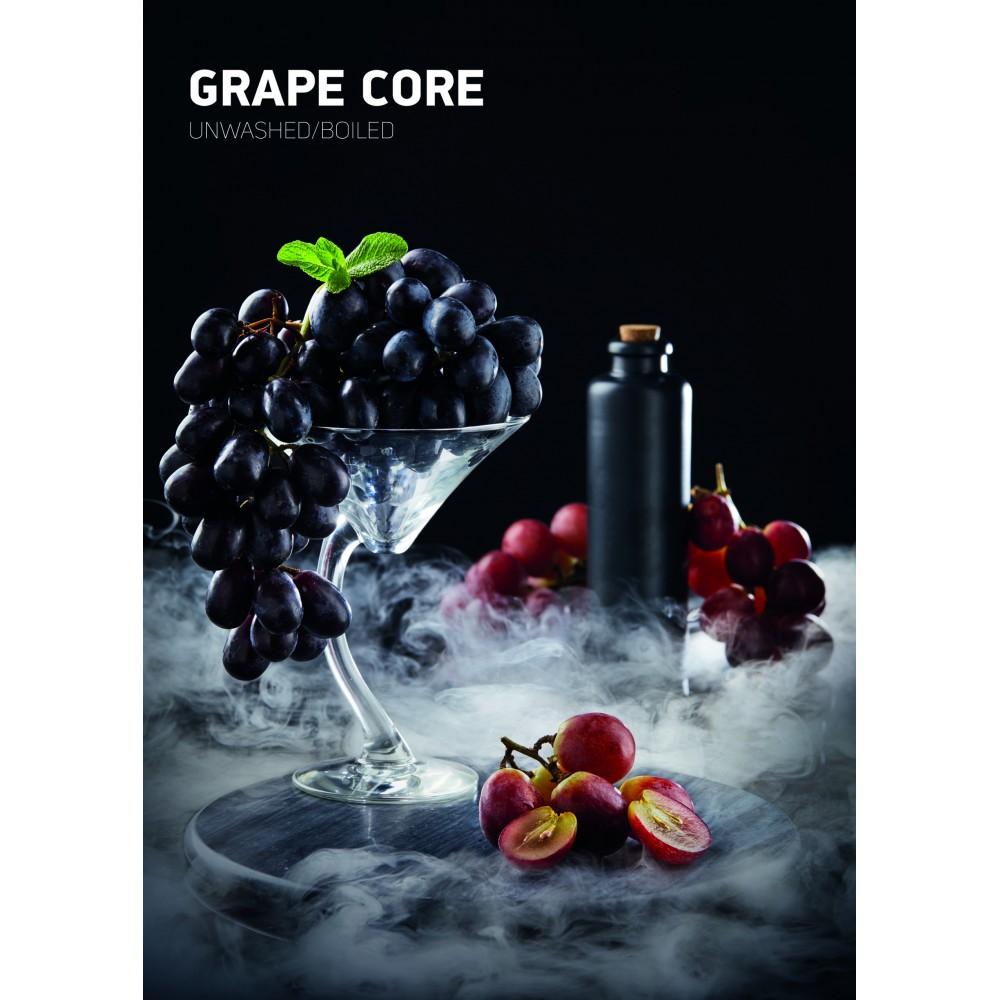 Табак для кальяна Dark Side Rare - Grape Core (Виноград)