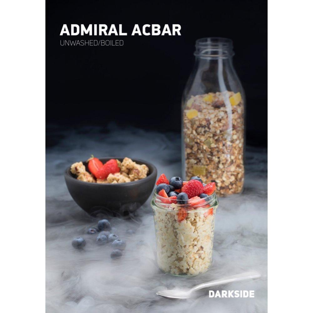 Табак для кальяна Dark Side Core - Admiral Acbar Cereal (Овсяная Каша)