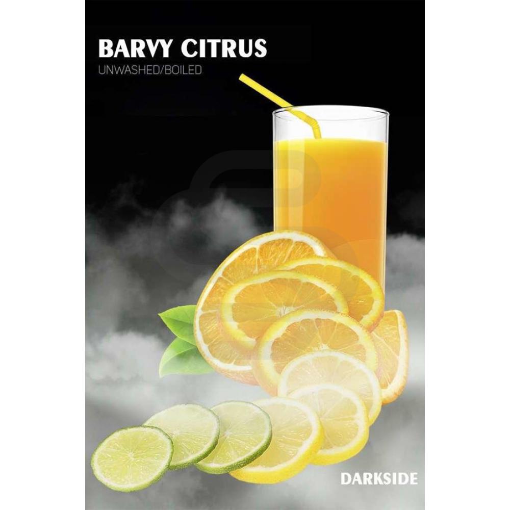 Табак для кальяна Dark Side Core - Barvy Citrus (Цитрусовый Микс)