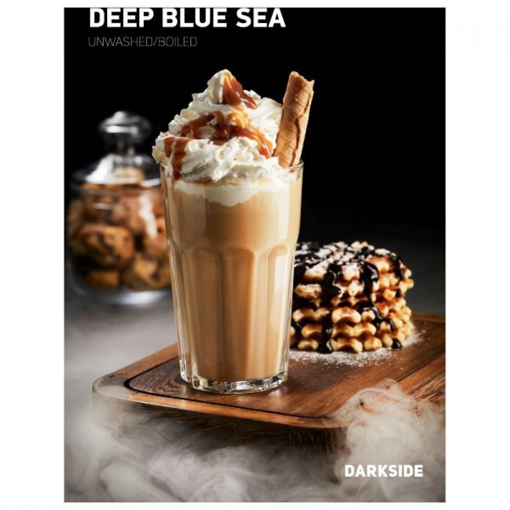 Табак для кальяна Dark Side Core - Deep Blue Sea (Печенье)