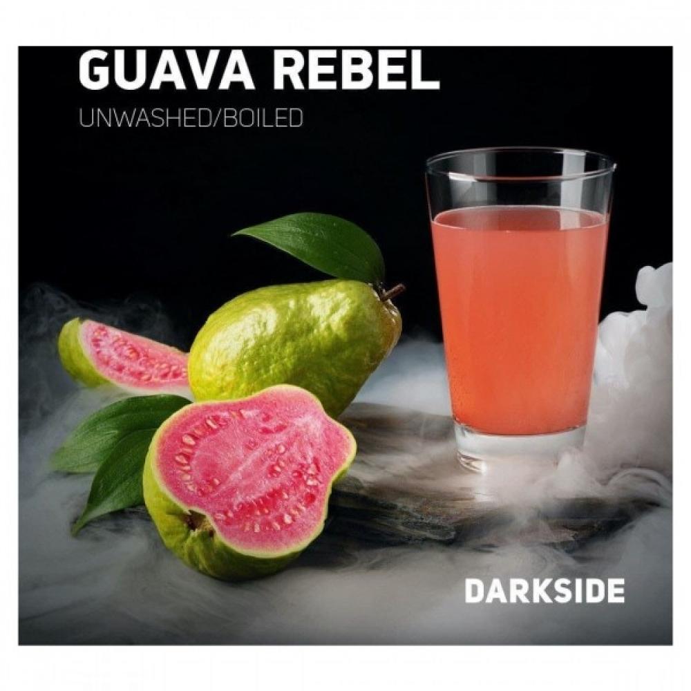 Табак для кальяна Dark Side Core - Guava Rebel (Гуава)