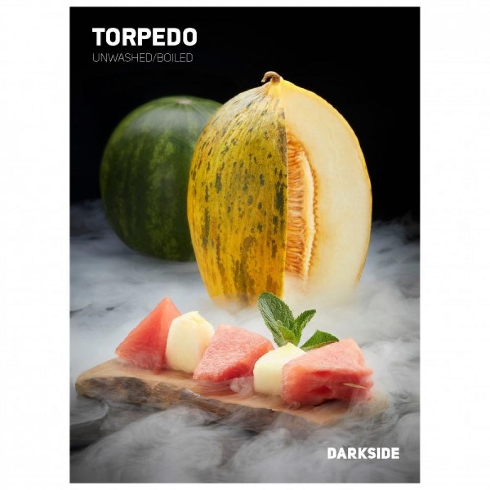 Табак для кальяна Dark Side Core - Torpedo (Арубз-дыня)