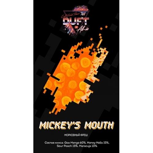 Табак для кальяна Duft All-In- Mickey^s Mouth (Морковный сок)