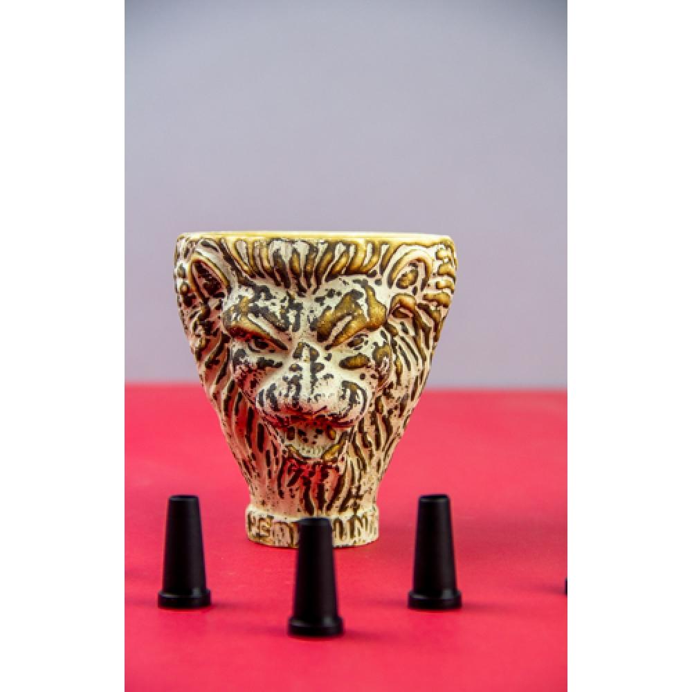 Чаша для кальяна Werkbund Lion