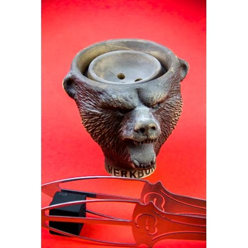 Чаша для кальяна Werkbund Bear