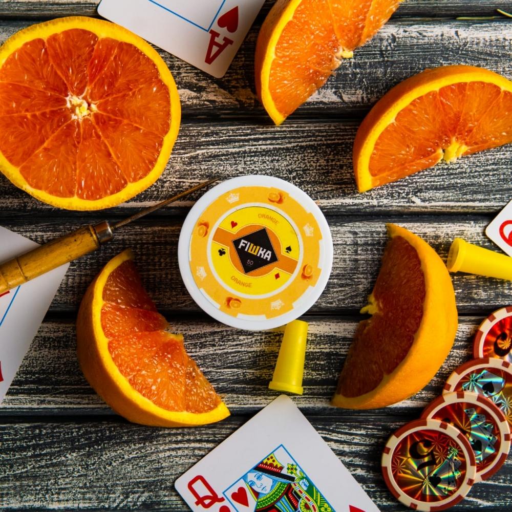 Бестабачная смесь FIШКА - Orange (Апельсин)