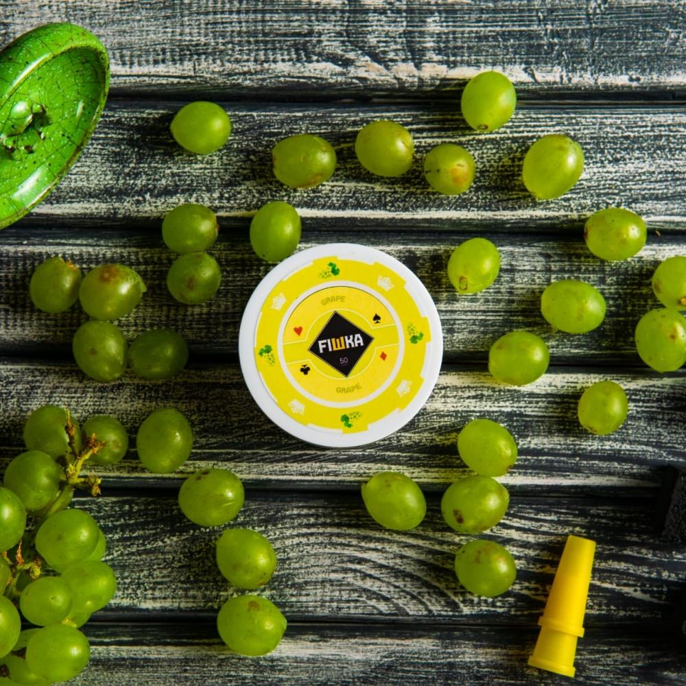 Бестабачная смесь FIШКА - Grape (Виноград)