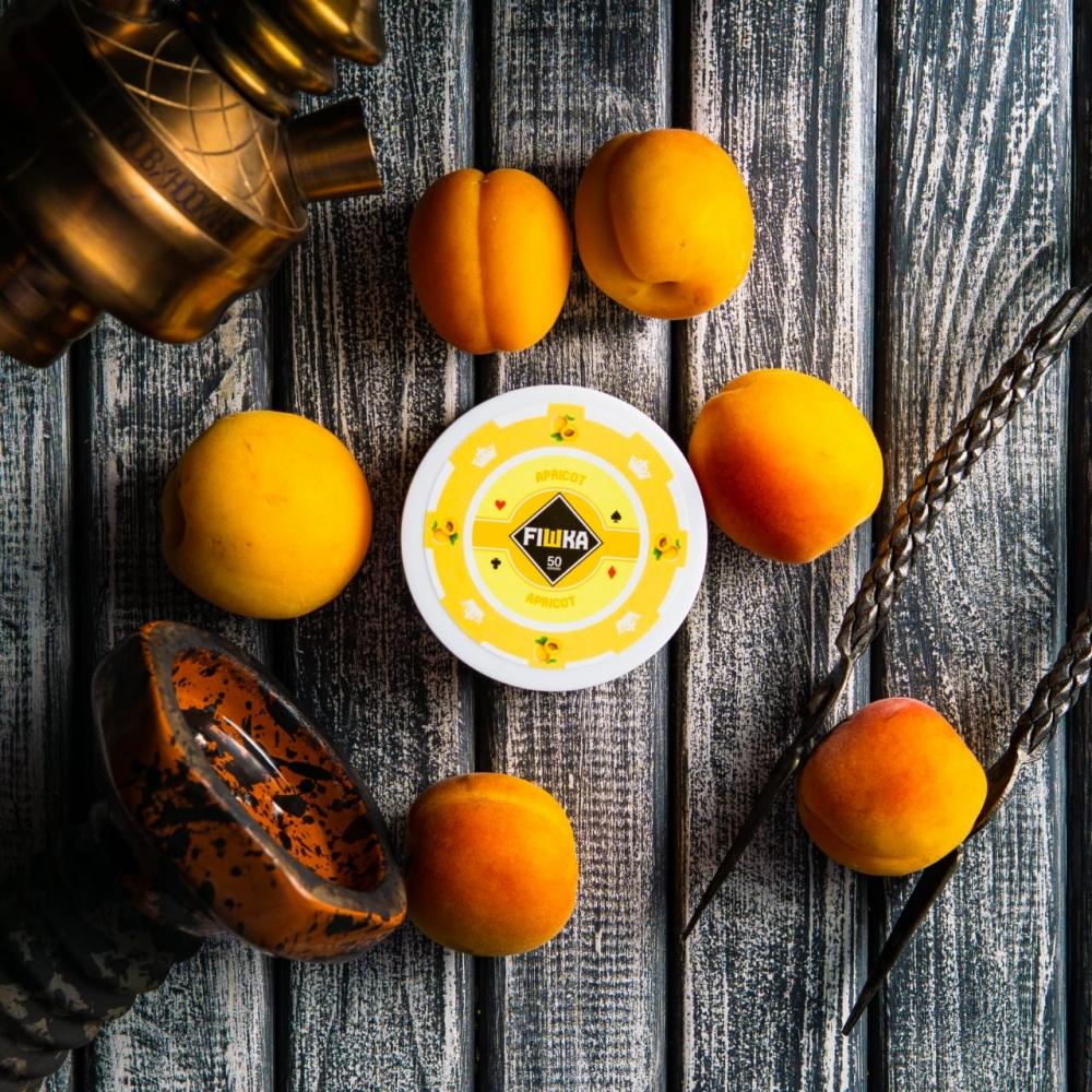 Бестабачная смесь FIШКА - Apricot (Абрикос)