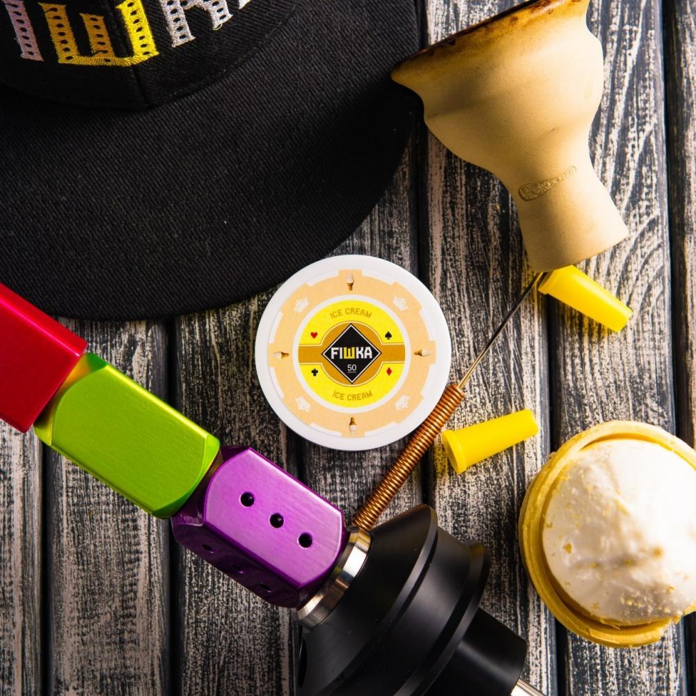 Бестабачная смесь FIШКА - Мороженое (Ice Cream)