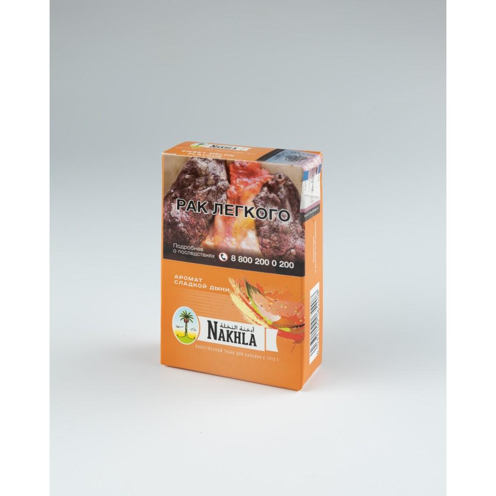 Табак для кальяна Nakhla NEW - Sweet Melon (Сладкая Дыня)