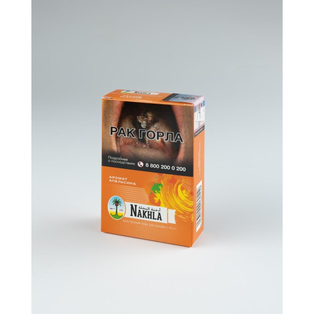Табак для кальяна Nakhla NEW - Orange (Апельсин)