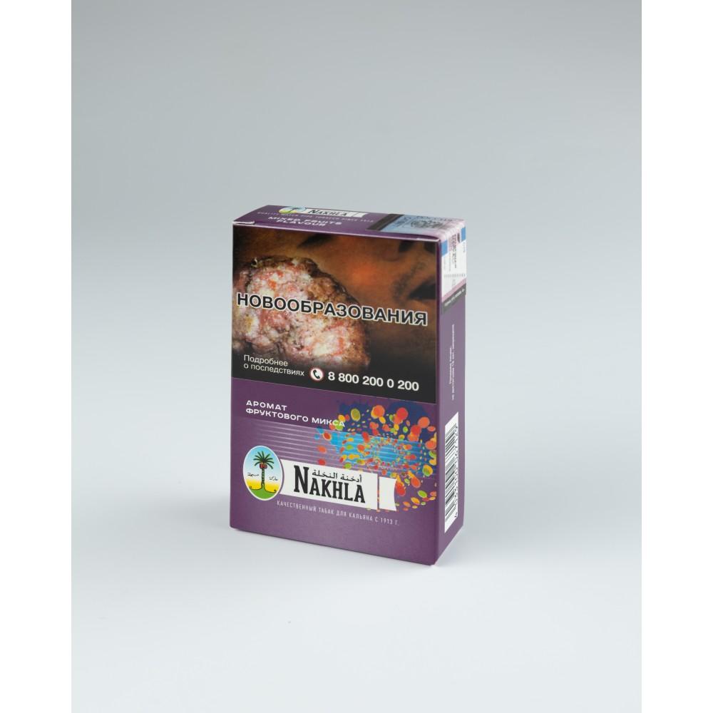 Табак для кальяна Nakhla NEW - Fruit Mix (Фруктовый микс)