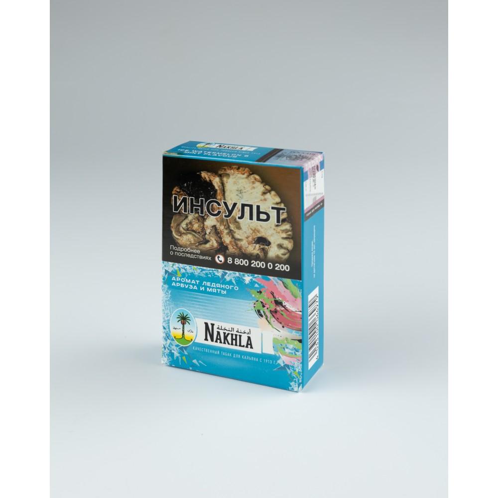 Табак для кальяна Nakhla NEW - Ice Watermelon Mint (Арбуз с мятой)