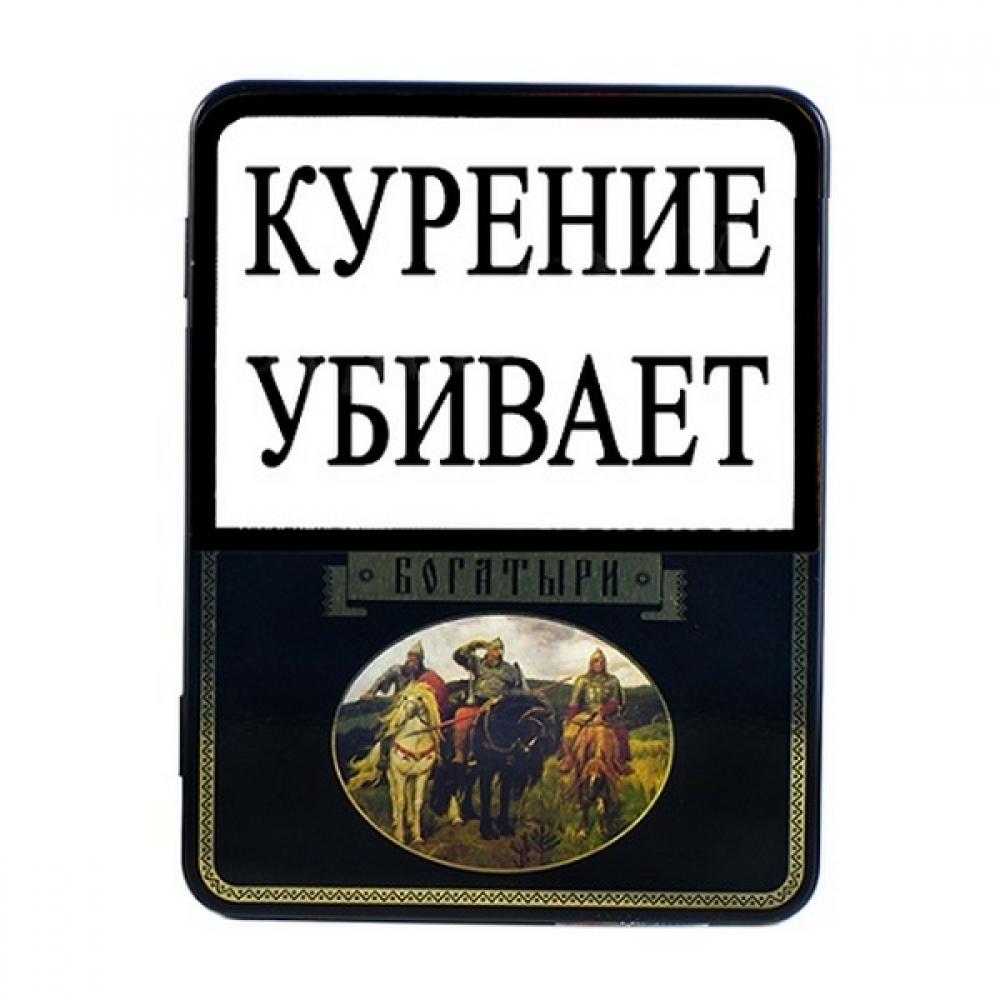 Папиросы Богатыри 17 шт.