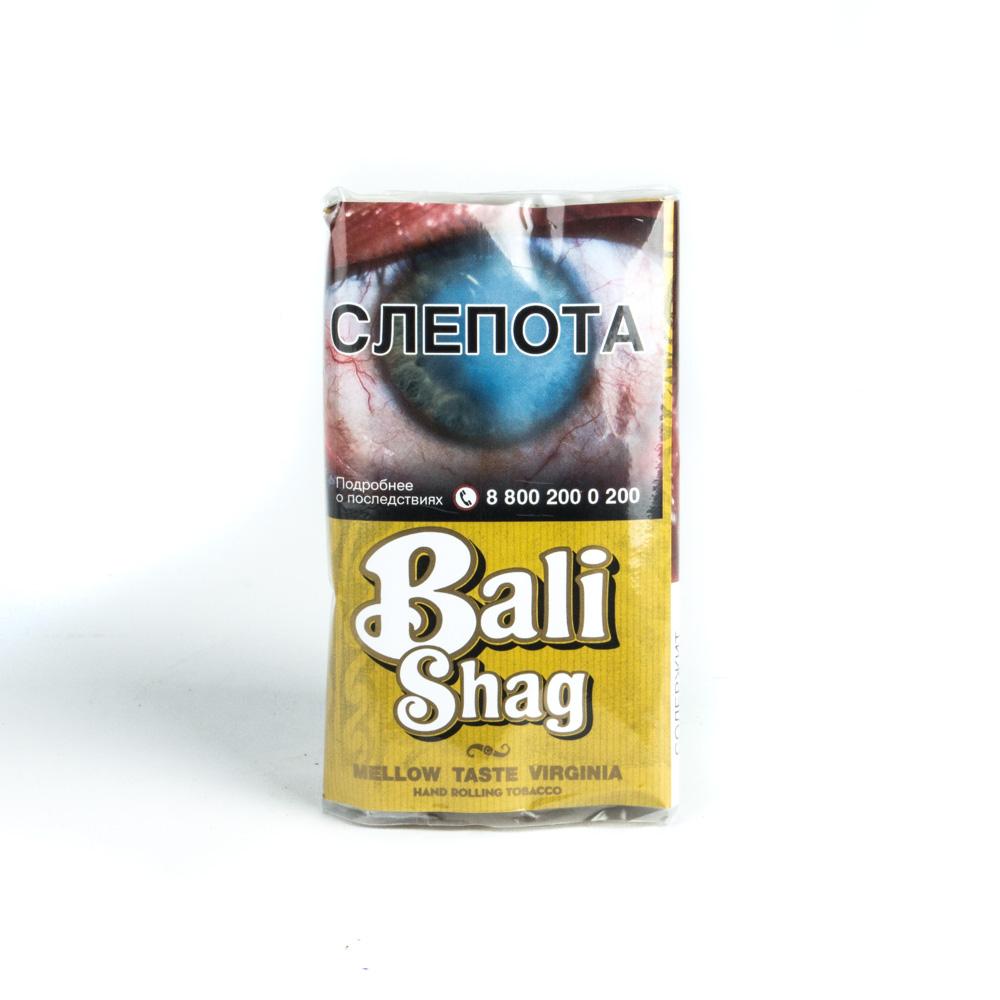 Табак для самокруток Bali - Mellow Virginia