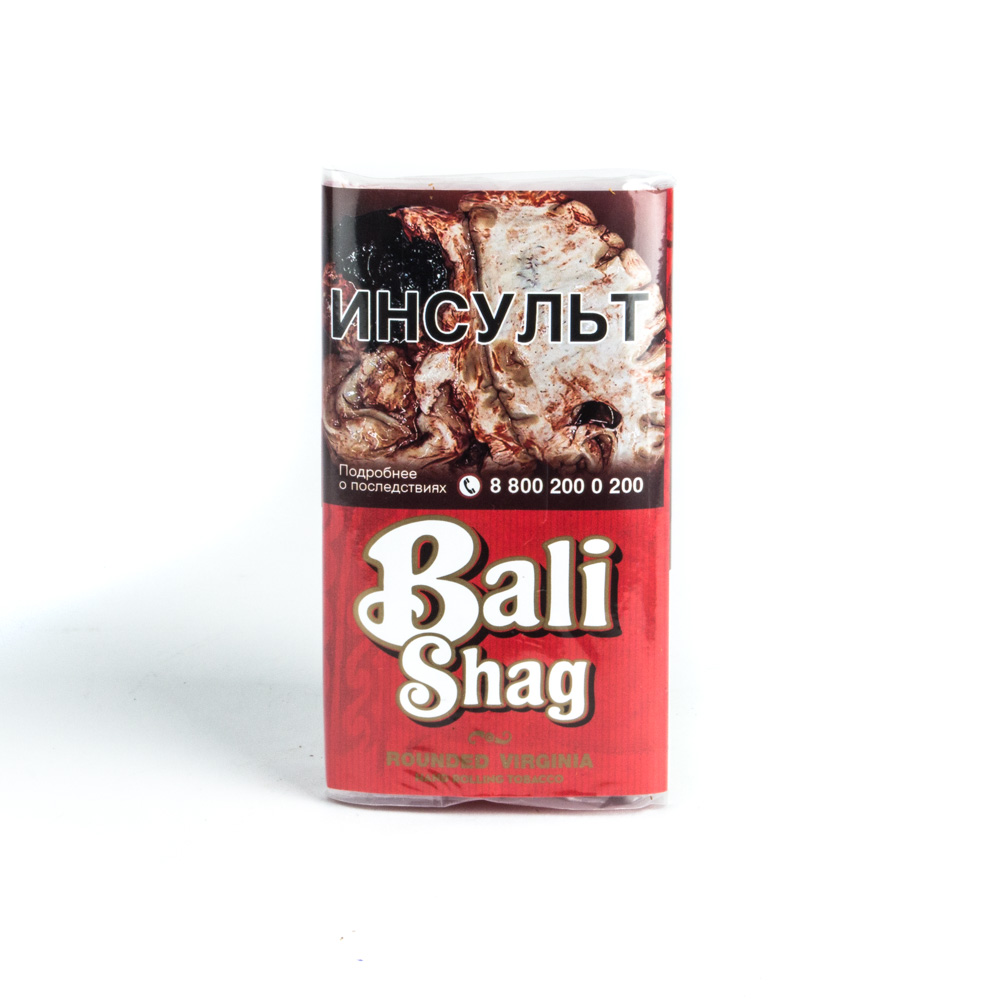 Табак для самокруток Bali - Rounded Virginia