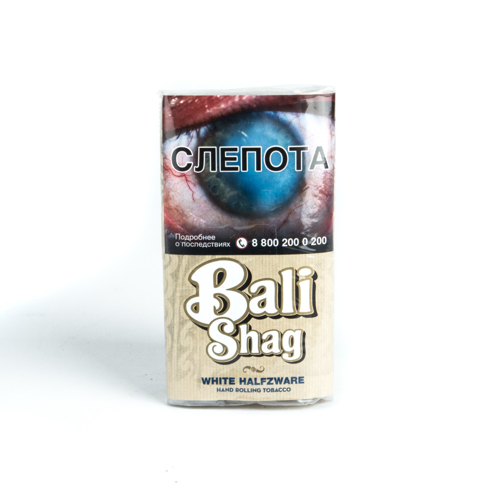 Табак для самокруток Bali - White Halfzware