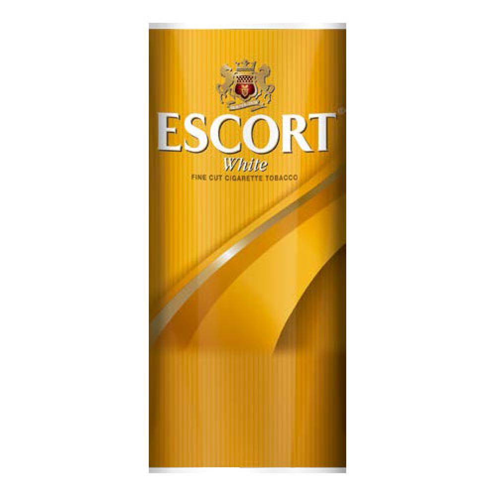 Табак для самокруток Escort - White