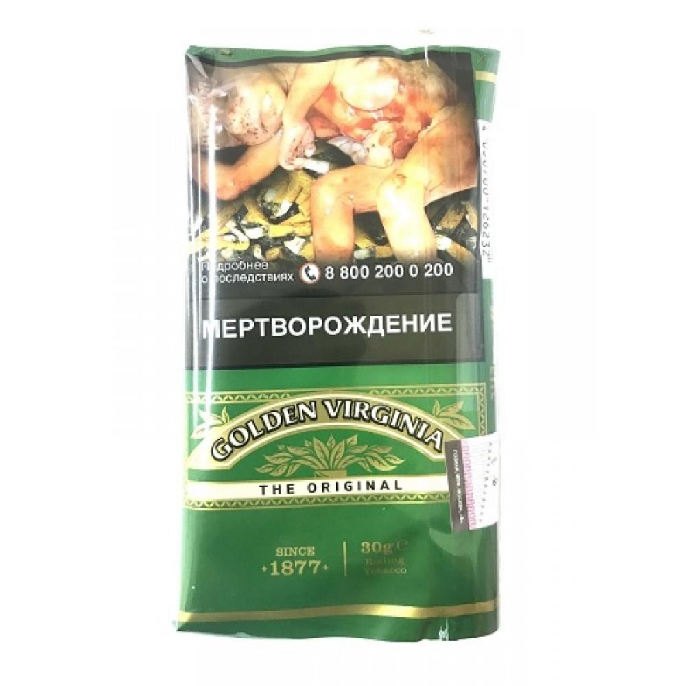 Табак для самокруток Golden Virginia - Original