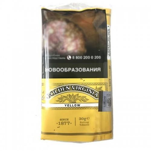 Табак для самокруток Golden Virginia - Yellow