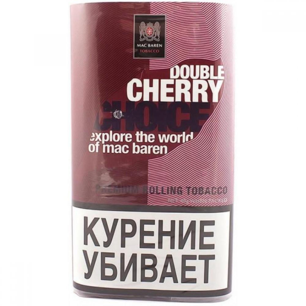 Табак для самокруток Mac Baren Choice - Double Cherry