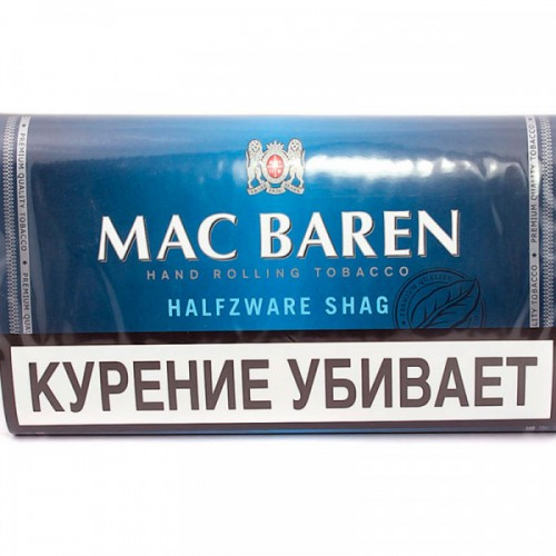 Табак для самокруток Mac Baren - Halfzware Shag