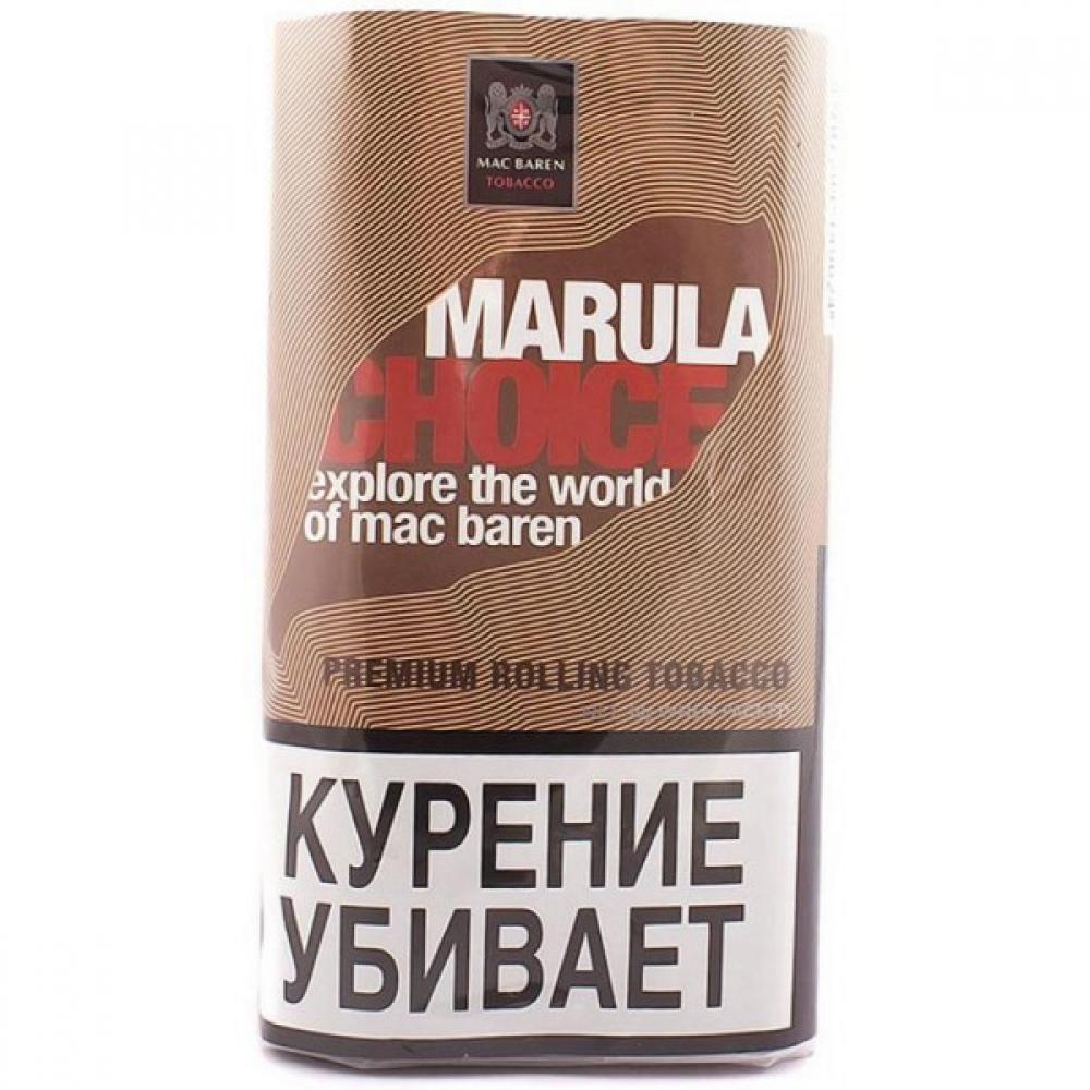 Табак для самокруток Mac Baren Choice - Marula