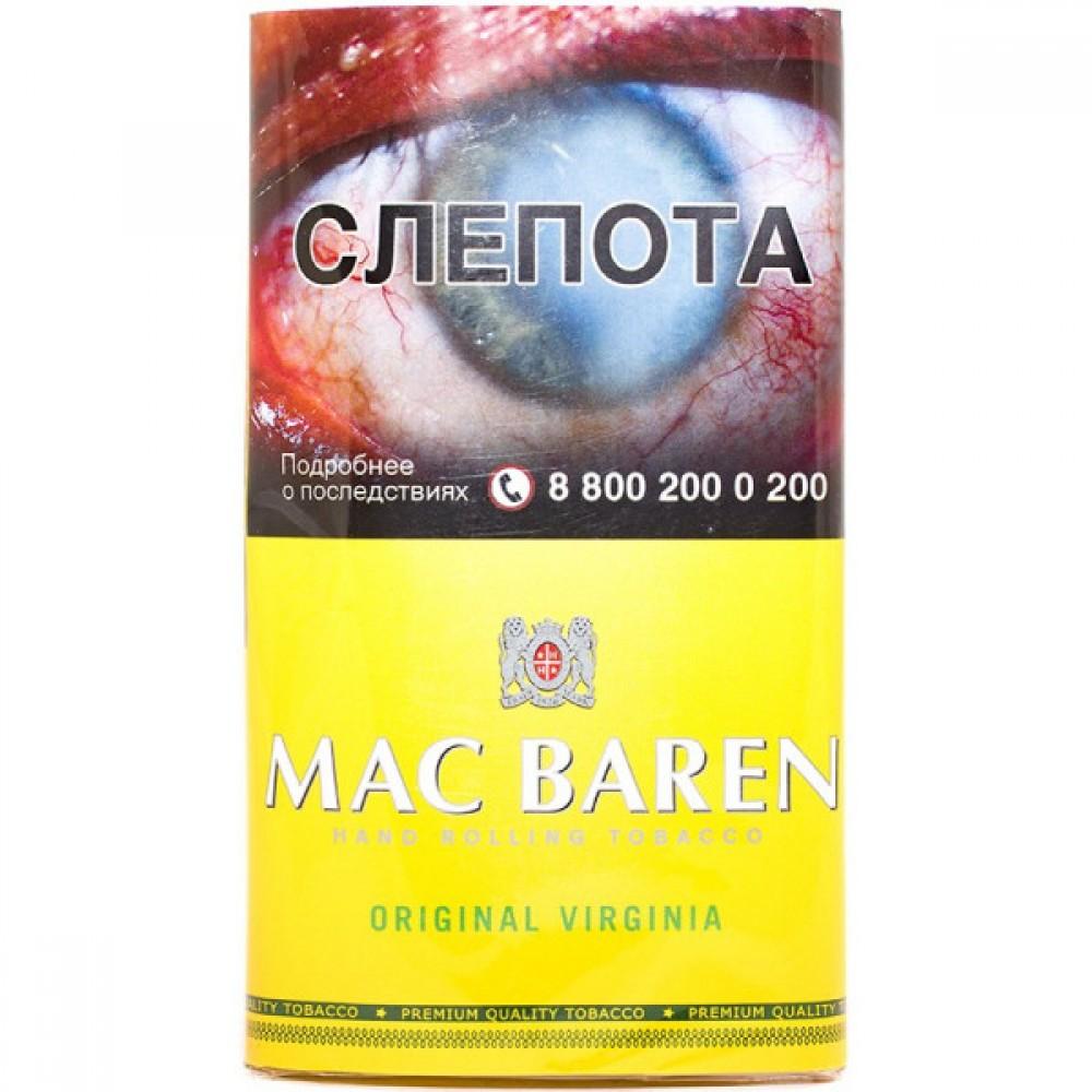 Табак для самокруток Mac Baren - Original Virginia